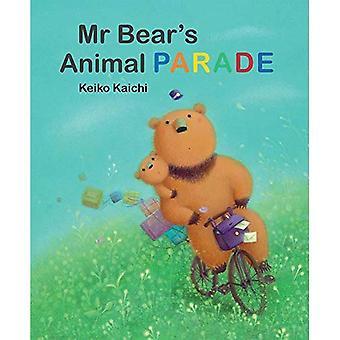 MR. BEAR'S ANIMAL PARADE