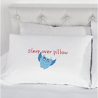 Băieți Owl Sleepover pernă