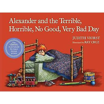 Alexander and the Terrible - Horrible - No Good - Very Bad Day by Jud