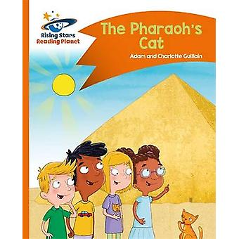 Reading Planet - The Pharaoh's Cat - Orange - Comet Street Kids by Cha