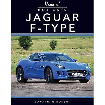 Jaguar F-Type by Jonathan Rosen - 9781683423621 Book