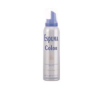 Azalea Espuma Color #plata 150 Ml Unisex