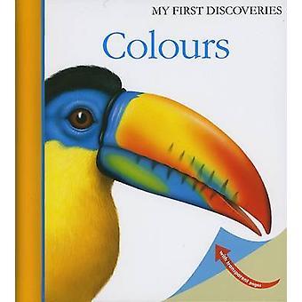 Colours by Pascale de Bourgoing - Sarah Matthews - Pierre-Marie Valat