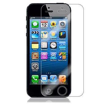 iCoverCase | iPhone 5 | 2-pack schermbescherming | Gehard glas