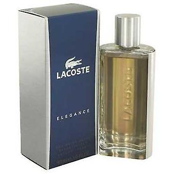 Lacoste Eleganz von Lacoste Eau De Toilette Spray 3 Oz (Männer) V728-440162