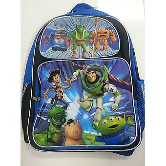 Backpack - Disney - Toys Story - Buzz Lightyear & Woody Large Bag New 501303