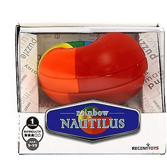 Recentes brinquedos Rainbow Nautilus