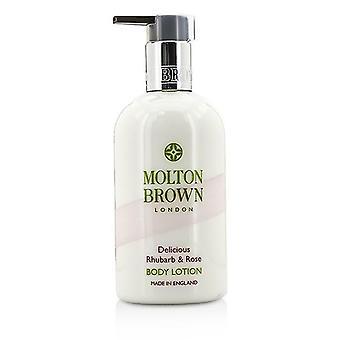 Molton Brown Delicious Rhubarb & Rose Body Lotion - 300ml/10oz