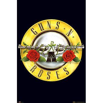 Guns N Roses Logo Maxi Poster 61x91.5cm
