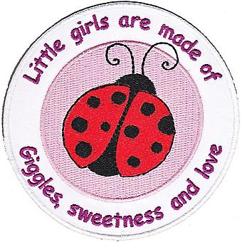 Patch - Animals - Little Girls Iron On Gifts New Licensed p-4209