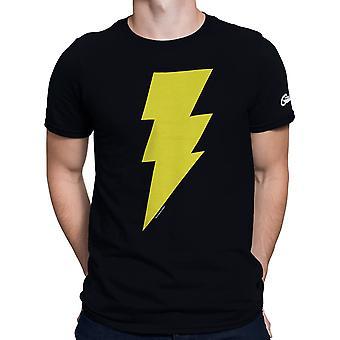 Zwarte Adam T-shirt