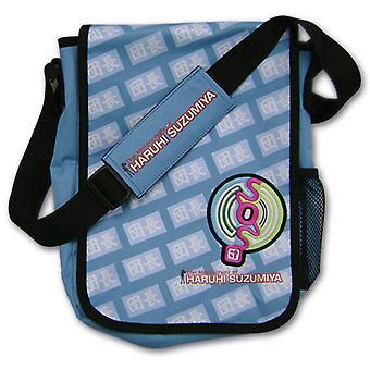 Messenger Bag - Haruhi Suzumiya - neue SOS blaue Schultasche lizenziert ge5548