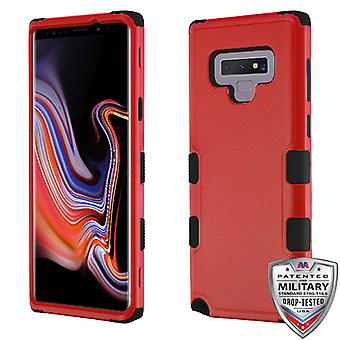 MYBAT Natural Red/Black TUFF Hybrid Protector Cover for Galaxy Note 9