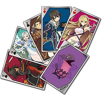 Playing Card - Tales of Xillia New Licensed ge51521