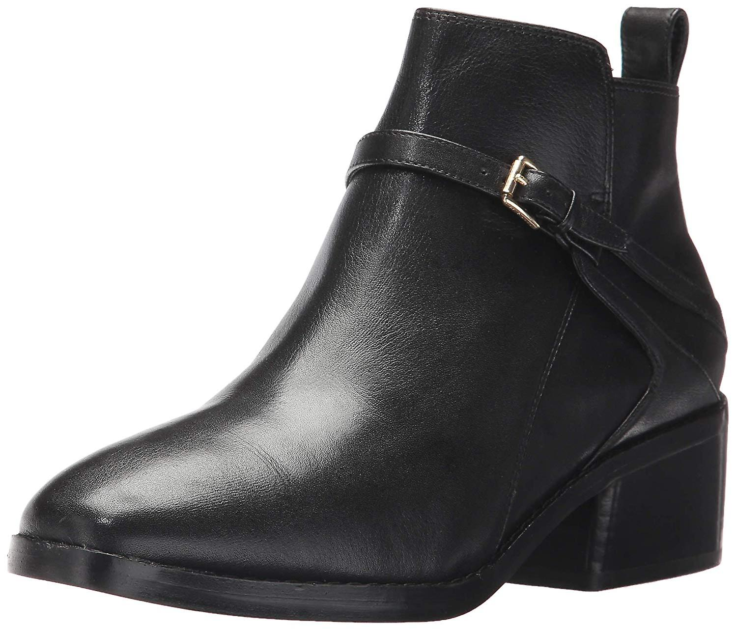 Cole Haan Womens Etta Leather Pointed Toe Ankle Chelsea Boots XDExI