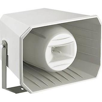 Monacor IT-250TW Compressão unidade orador 50 W White 1 pc (s)