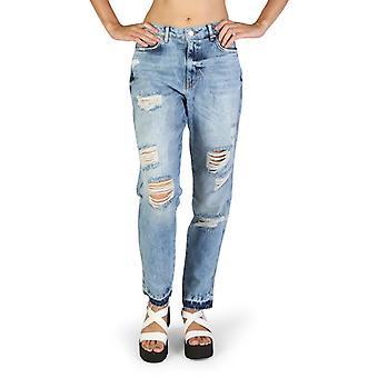 Indovina donne's strappato jeans blu w74a52d2gj1