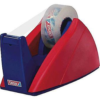 tesa Tape dispenser 57421 Red, Blue