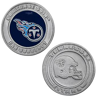 Challenge Coin Card Guard - Tennessee Titans