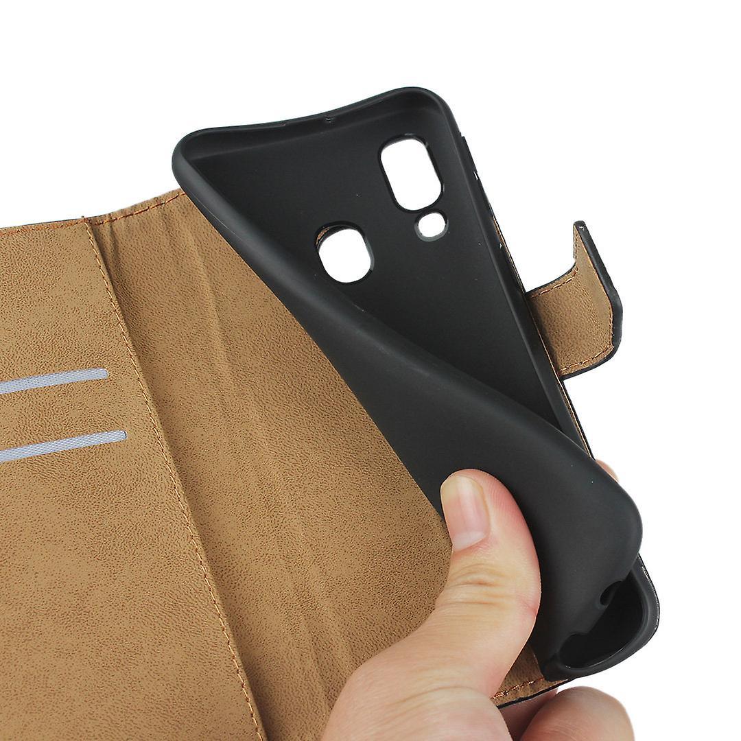 iCoverCase   Samsung Galaxy A40   Wallet Case