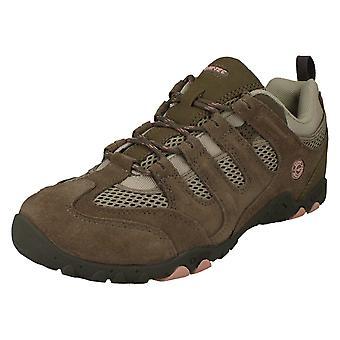 Ladies casual Hei Tec walking sko Quadra klassisk