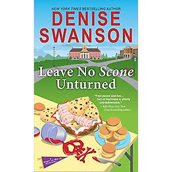 Leave No Scone Unturned by Denise Swanson