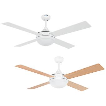 Ceiling fan Icaria White 132cm / 52