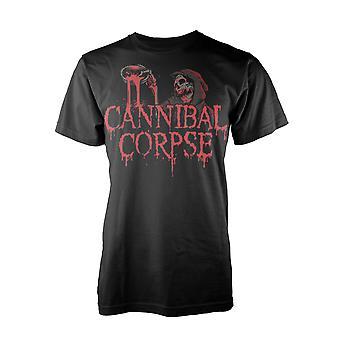 Cannibal Corpse Acid Logo Official T-Shirt