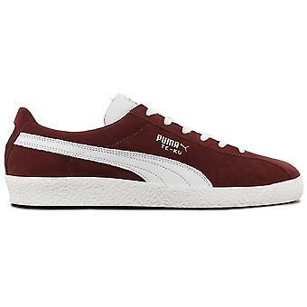 Puma Te-Ku Prime 366679-02 Herren Schuhe Rot Sneaker Sportschuhe