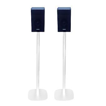 Vebos δάπεδο stand Samsung HW-Q90R λευκό σύνολο