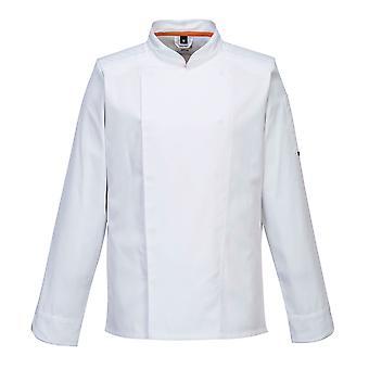 sUw-MeshAir Pro kokke køkken arbejdstøj jakke