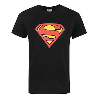 Superman Shield Logo Men's T-Shirt