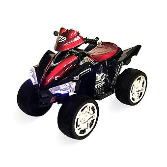 Kids Electric Quad, Buggy Ready EVA Tire Sylan Functie LED Lights 2 Motoren