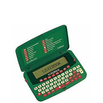Lexibook LEXIBOOK SCF-328AEN Deluxe Electronic Scrabble Dictionary