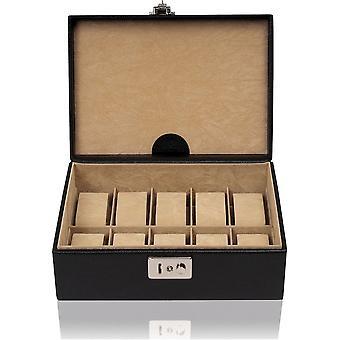 Windrose - Watch case Beluga 10 - Noir - 70040/98