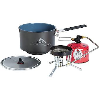 MSR WindBurner Group Stove System (Gas Non incluso)
