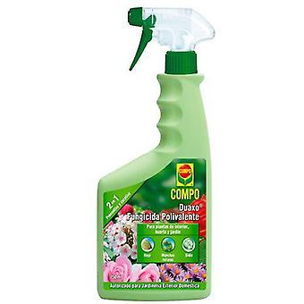 Compo Duaxo polyvalent fungicide gun 750ml (Garden , Insect and parasitics)