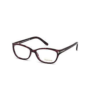Tom Ford TF5142 083 Purple Havana Glasses