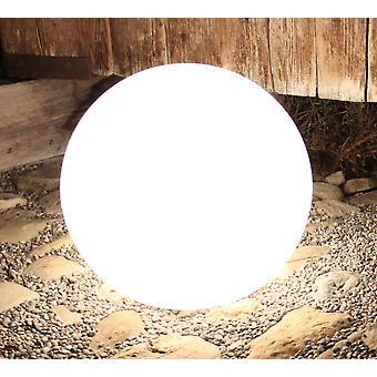 Lampada da giardino Sfera da giardino GlowOrb Bianco 45cm en E27 10477