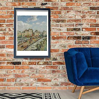 Camille Pissarro - The Pont Neuf Poster Print Giclee
