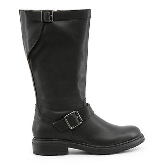 Docksteps Original Women Fall/Winter Boot - Black Color 32545