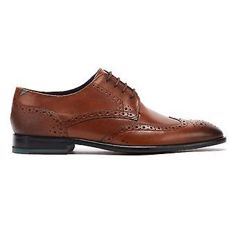 Ted Baker Trvss Mens Tan Shoes