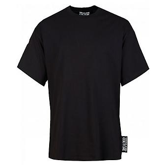 Versace Jeans Couture Oversized Rear Logo T-Shirt