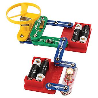 Heebie Jeebies Clip Circuit Electrical Circuit Experiments