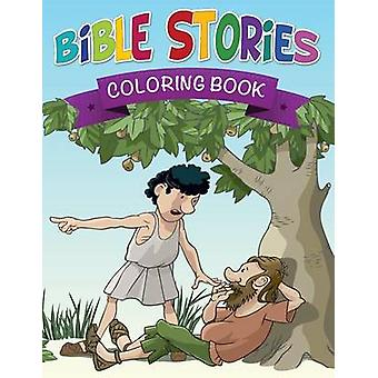 Bible Stories Coloring Book by Publishing LLC & Speedy
