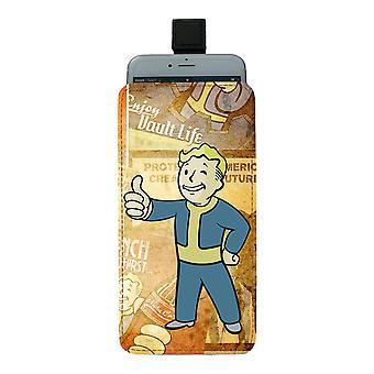 Fallout Vault Gutt Universell Mobil Bag