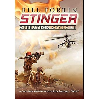Stinger: Operation Cyclone (Rick Fontain Adventure)