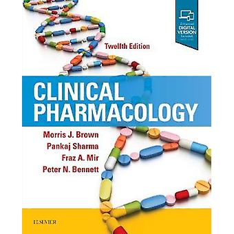 Clinical Pharmacology by Brown - 9780702073281 Book