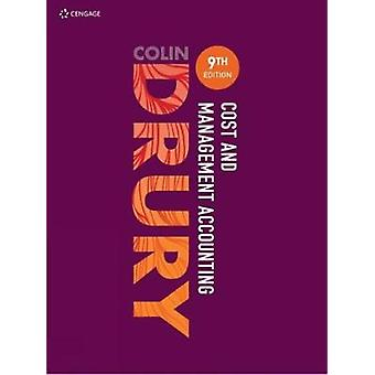 Cost and Management Accounting by Colin Drury - 9781473749054 Book