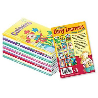 The Children's Early Learners Collection 12 Book Pack - 9781910680476